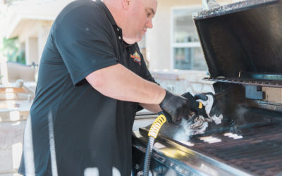 Temecula's Bar-B-Clean takes off the grime with healthy grill cleaning options